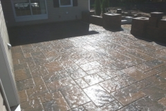 Techo-Bloc Pavers installed in Laconia, NH