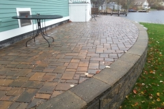 Permeable Paver Patio Gilford, NH