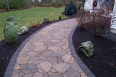 Belgard Mega-Arbel Paver walkway New Hampshire
