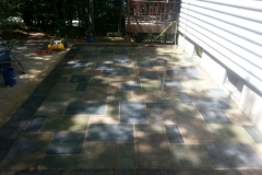 Techo-Bloc Paver Patios Installed In New Hampshire's Lakes Region