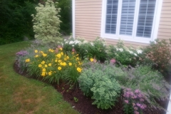 Landscape Design and Installation by Natures Elite Landscaping, serving all of Belknap County New Hampshire