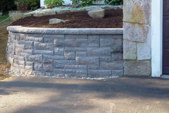 Retaining walls NH Lakes Region