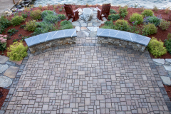 Gilford, NH Permeable Paver Patio
