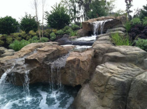 Outdoor Water Features Waterfall