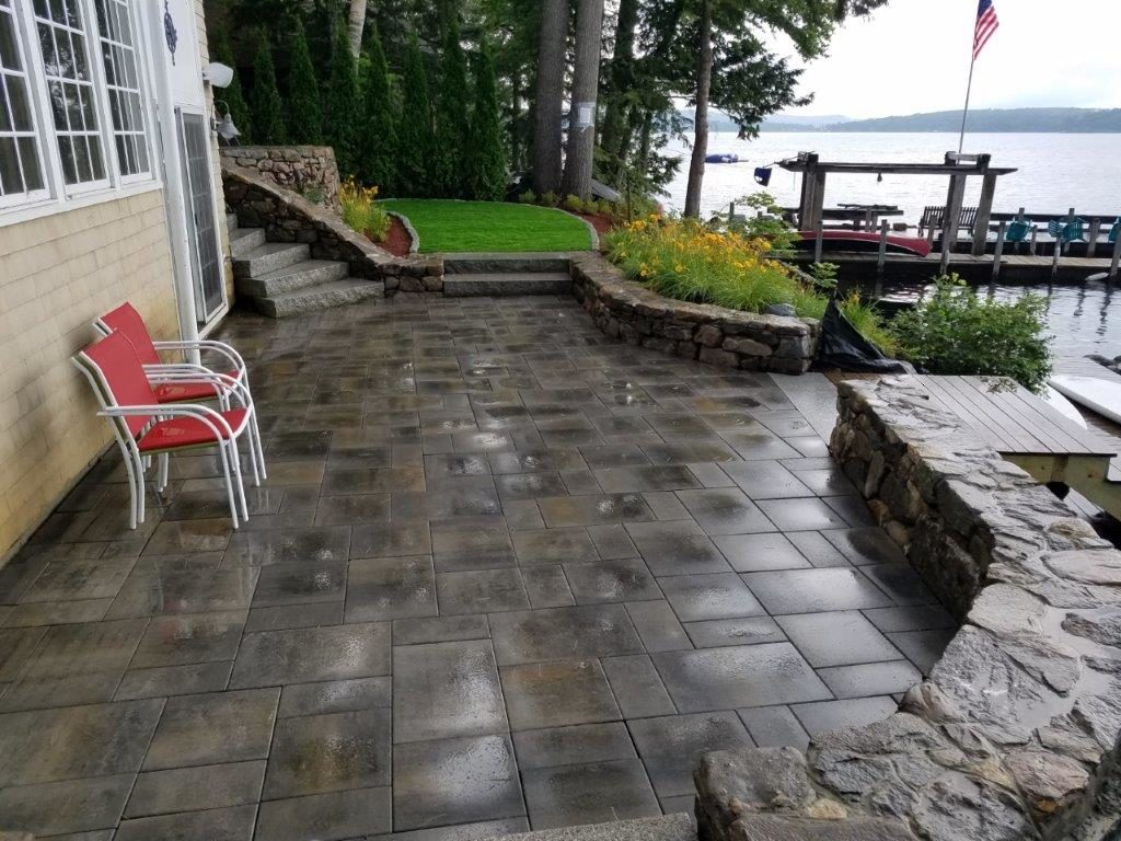 4 Reasons To Ask Your Paver Patio Installer For Concrete Pavers Vs
